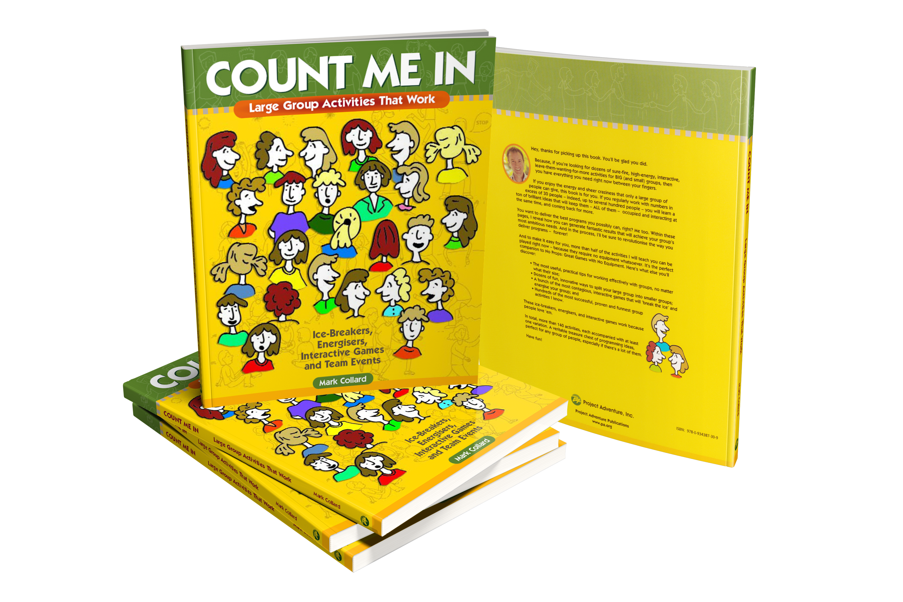 Count Me In by Mark Collard